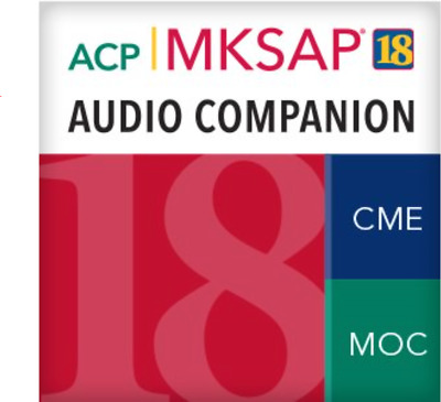 Medical Knowledge Audio companion 18th edition 2018 PART A (New !!)