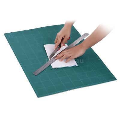 Professional Rotary Cutting Mat Double Sided 5-Ply A2/A3 Fabric Cutter Tool F4Z7