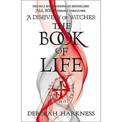 The Book of Life: (All Souls 3) - Paperback NEW Deborah Harknes 2015-04-09