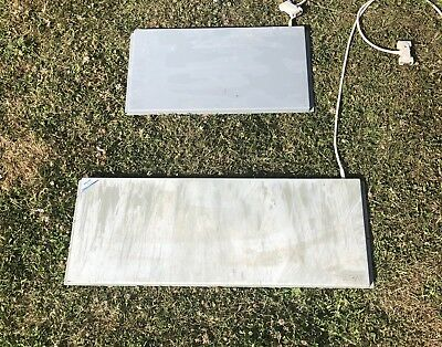 "Bricon 19"" 4 Field ETS Pigeon Racing ETS Pad"