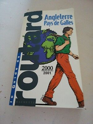 Guide du routard 2000/2001 Angleterre, Pays De Galles