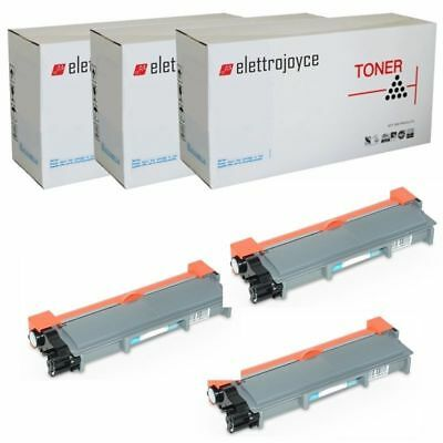 3 Toner Per Brother Mfc1810 Mfc1910 Hl1110 Dcp1512 Hl1112A Dcp1510 - Tn1050