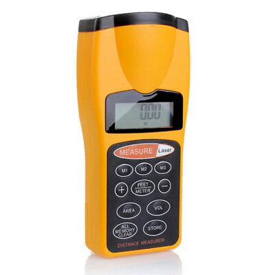 Electronic Ultrasonic Measure Distance Meter Measuring Tapes/ Lasers Measurer Ho