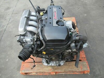 Jdm Toyota Altezza 3SGE Beams Engine 6 speed Transmission * FREE SHIPPING *