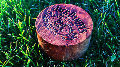 Jack Daniels  Wooden Oak Whiskey barrel cork No7