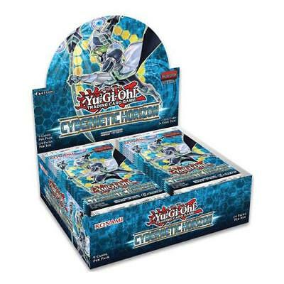 Cybernetic Horizon Booster Display - Englisch - 1st Edition