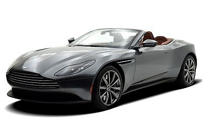2019 DB11 V8 Volante 2019 Aston Martin DB11 Volante, Driven Only 137 Miles, Like New, One Owner