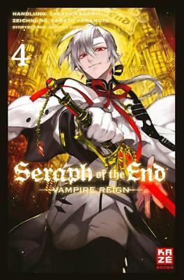 Kagami, Takaya: Seraph of the End 04