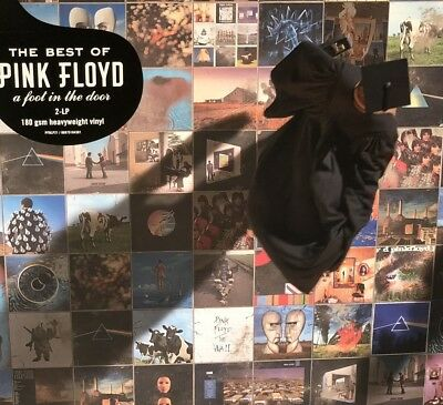 LP PINK FLOYD The Best of - A Foot in the Door 2LPs 180 gram 2018 NEW MNT SEALED