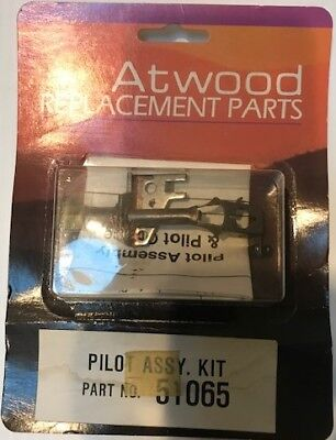 Atwood 51065 Gas Pilot Assembly for Atwood/Wedgewood RV Stoves/Ovens/Ranges