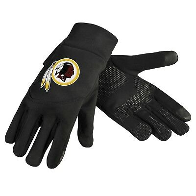 Washington Redskins NFL Neoprene High End Technology Touch Texting Gloves FREE