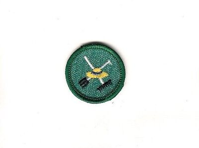 Girl Scout Patch Farmer Proficiency Badge 1955-61