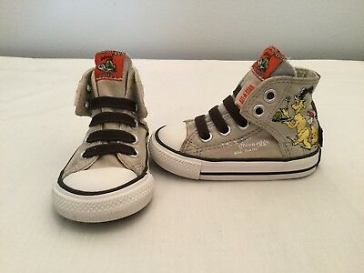 Converse All Star Chuck Dr. Seuss Green Eggs And Ham Toddler Boys Shoes~size 66c0ef9ff