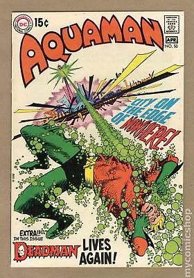 Aquaman (1st Series) #50 1970 VG+ 4.5