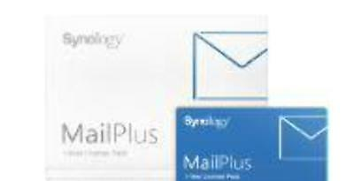 Synology MailPlus license packs - 5 Licenses - Lifetime License