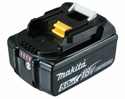 Genuine Makita 5.0A 18v Li-ion battery BL1850B for Makita Lxt drill saw drivers