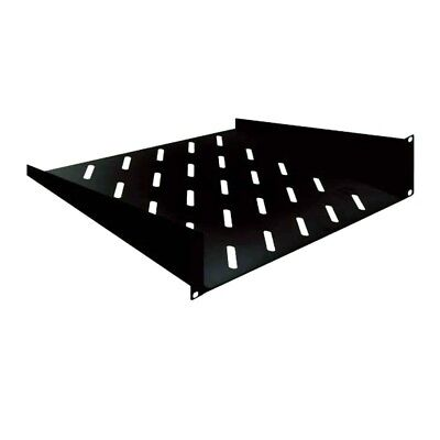 NEW RCLB-SHELF-100 CFF100-A, LINKBASIC CANTILEVER 2RU 452MM DEEP FIXED SHEL.e.
