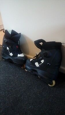 Anarchy Chaos 3 Agressive Inline Skate Sizes UK 9