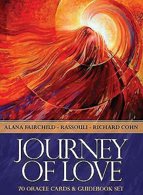 Journey of Love Oracle - 9781922161154
