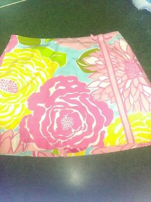 Lilly Pulitzer Skort Girls Size 7 Good Used Condition