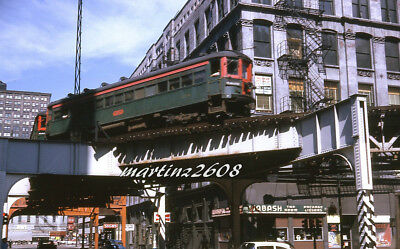 Orig. Traction / Trolley Slide Chicago North Shore & Milwaukee (Cns&m) 178