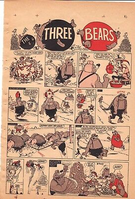Original Proof Page From The Beano Comic