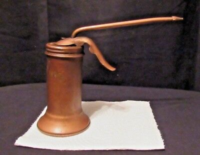 Vintage EAGLE Oil Can Trigger Pump  Oiler~Brass Made in the USA  (A041)