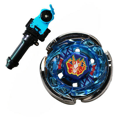 Beyblade Starter Set Fusion Masters Storm Pegasus BB28 With Handle Launcher
