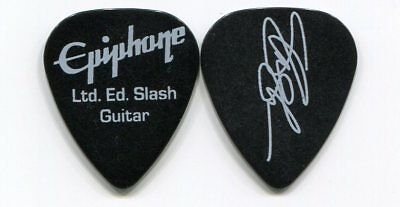 SLASH 2008 Epiphone Guitar Pick!!! GUNS N ROSES and VELVET REVOLVER