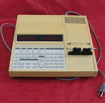 Stanford Research Systems Sr715 Lcr Impedance Meter W/rs-232 Tested Pass