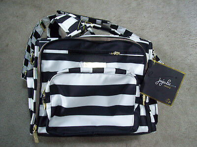 Ju Be Legacy Collection B F Diaper Bag First Lady Brand New