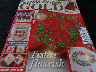 """Cross Stitch Gold"" Stickheft Issue Nr. 141"