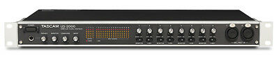 TASCAM US-2000 USB 2.0 Audio Interface Top Zustand!