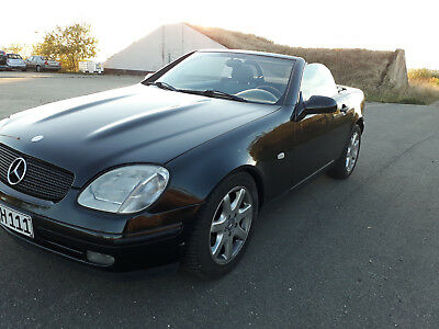 Mercedes Benz  R 170  SLK 230 Kompressor