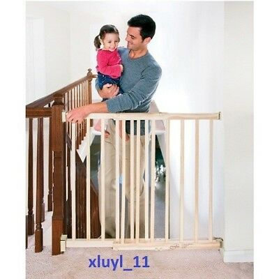 """Evenflo Extra Tall Top of Stairway Swing Baby Gate, 30""""-48"""""""