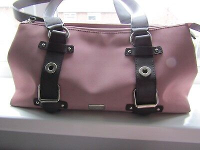 Betty Barclay Pink Satchel Shoulder Bag  Used - GOOD Condition  4fd1f9f816b71
