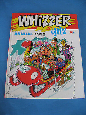 Whizzer And Chips   Annual  1994