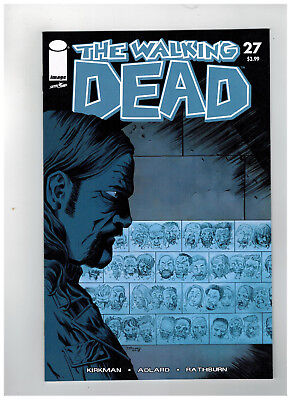 THE WALKING DEAD #27  15th Anniversary - Color Variant       / 2018 Image Comics