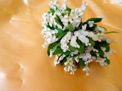 7 Bunches Of Vintage Lily Of The Valley
