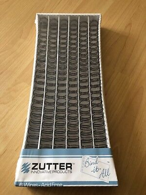 "Zutter Bind-It-All OWire/Bindedraht - 5/8"" - braun - Scrapbooking"