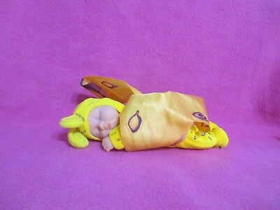 "Anne Geddes 9"" Plush Sleeping Butterfly Baby Doll Collectibles Keepsakes Gifts"