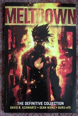 Meltdown  The Definitive Collection Image Graphic Novel Schwartz Wang & Guru-efx