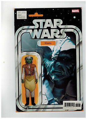 STAR WARS #55  1st Printing - Action Figure Variant Cover   / 2018 Marvel Comics