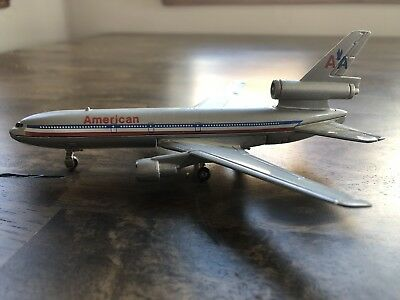 American Airlines Toy Plane