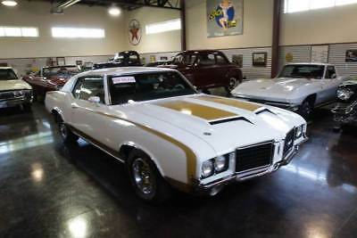 1972 Oldsmobile Other Performance 1972 Oldsmobile Cutlass H/O