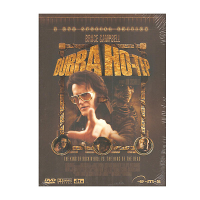 DVD * BUBBA HO-TEP * NEU & OVP * 2 Disc Special Edition * Bruce Campbell *