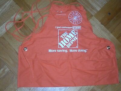 Home Depot adult apron unused