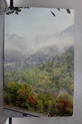 Great Smoky Mountains National Park Chimneys Postcard Old Vintage Card View Post