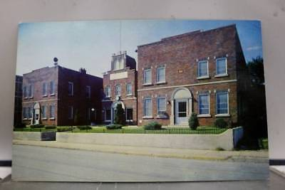 Tennessee TN Church of God World Capitol Cleveland Postcard Old Vintage Card PC