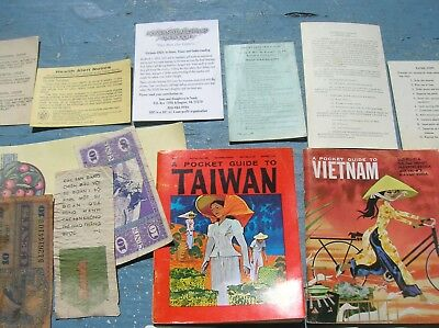 "U.S MILITARIA LOT COLLECTION ""VIET NAM"" ERA ORIGINAL Stuff  ***One Of A Kind ***"
